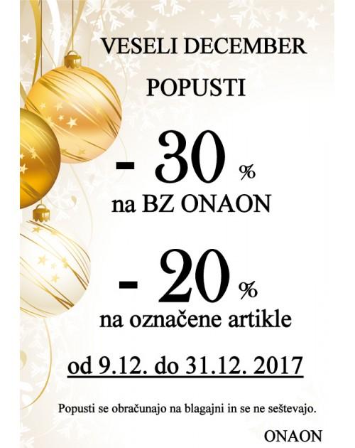 VESELI DECEMBER