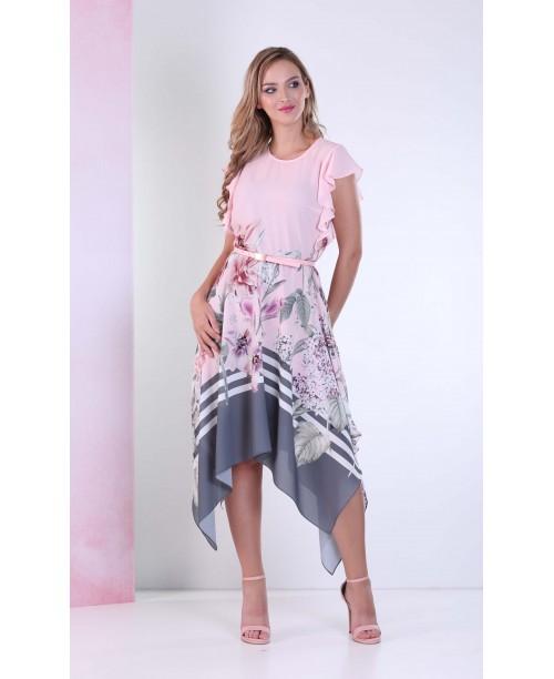 Obleka LINEA